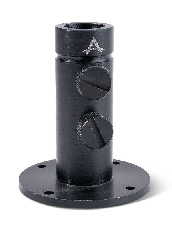 Anaconda kotva vidličky BLAXX Stage Stand 19 mm matná čierna