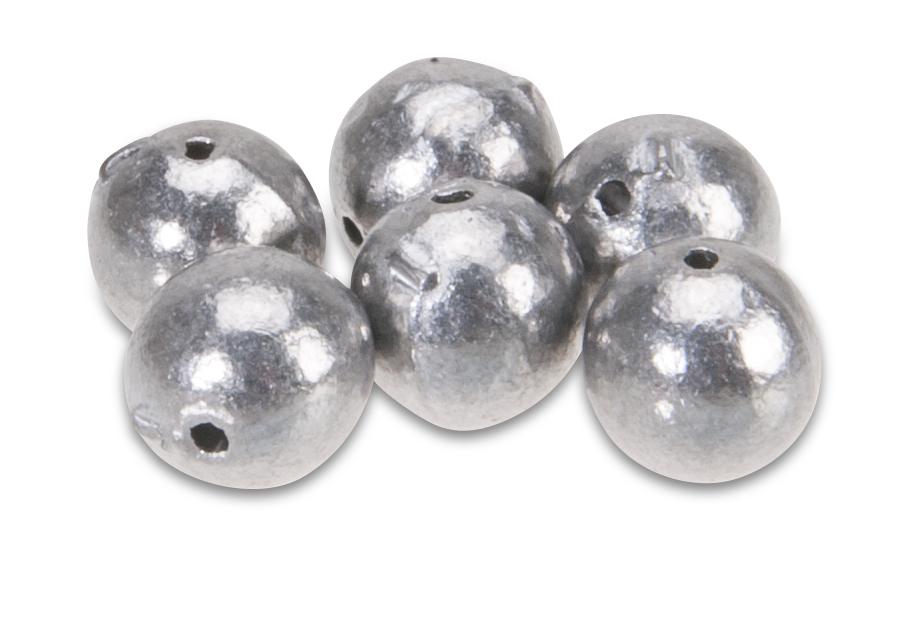 Saenger olovo koule, průběžné 15 g, 4 ks/bal