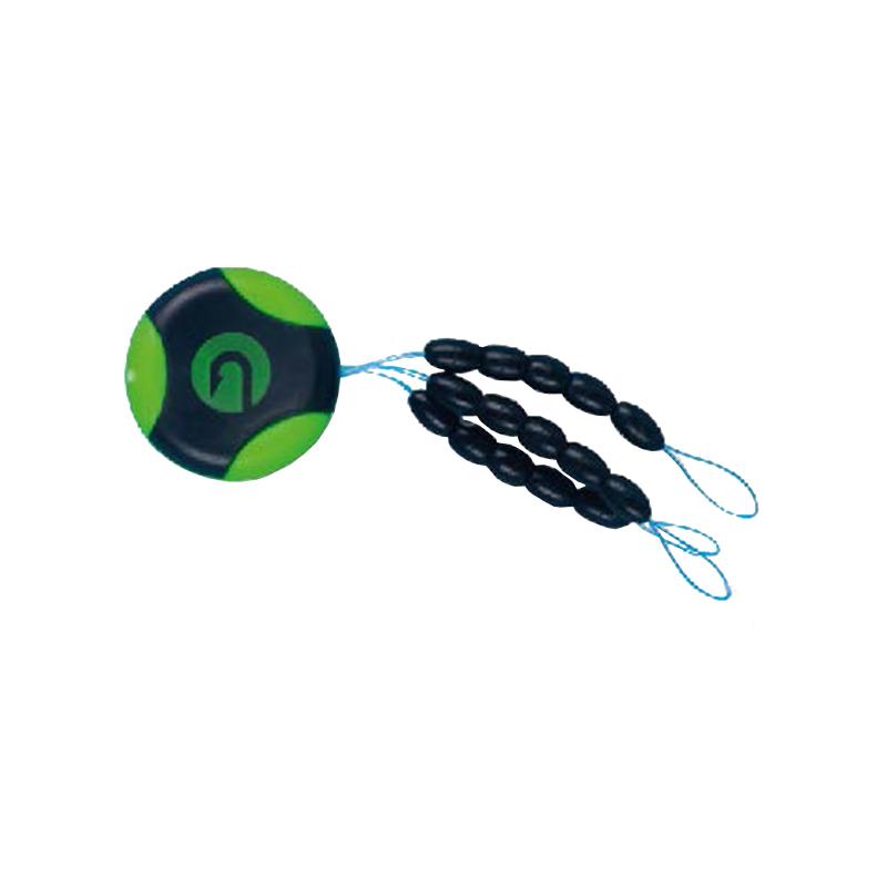 Saenger gumové zarážky Rubber stops černé, vel. M, 15ks/bal