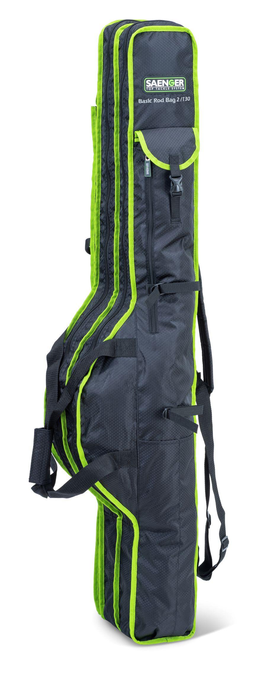 Saenger pouzdro na pruty Basic 2 Rod Bag 150