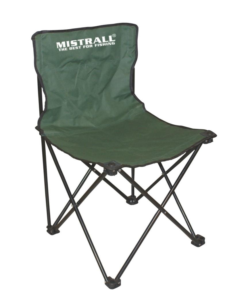 Mistral rybářská židle zelená vel. M
