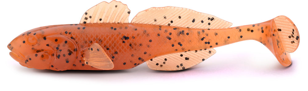 Iron Claw gumová nástraha Gobody, 9 cm Vzor BRB, 1 ks