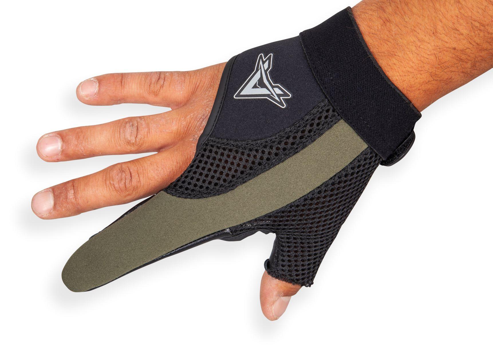 Anaconda rukavice Profi Casting Glove, pravá, vel. L