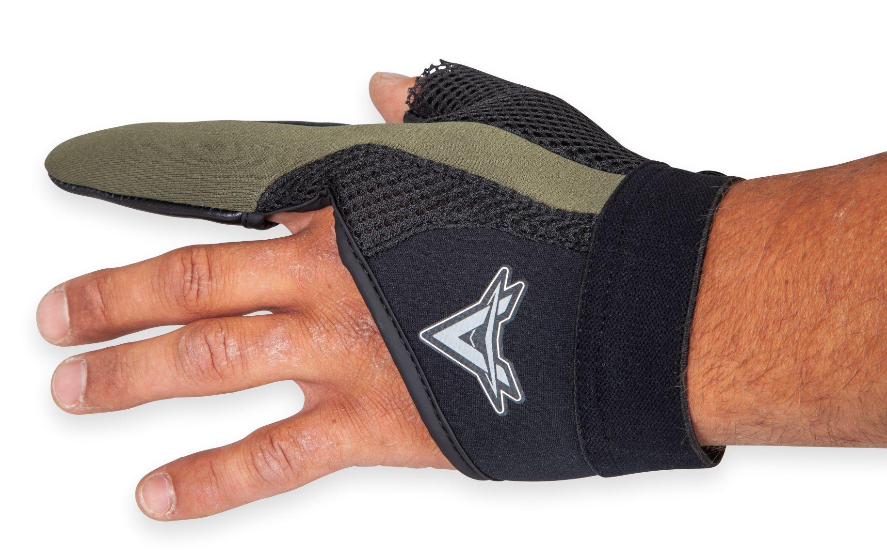 Anaconda rukavice Profi Casting Glove, levá, vel. L