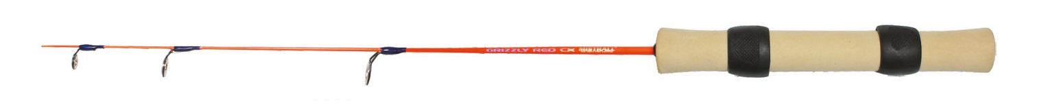 Mistrall prut pro lov pod ledem Grizzly Ice CX Red Velikost 50 cm
