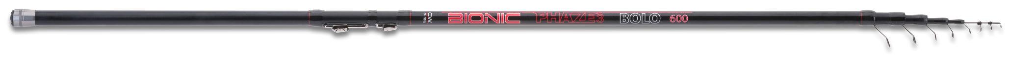 Rybářský prut Saenger Bionic Phaze 3 Completiton Bolo Varianta 5.00m