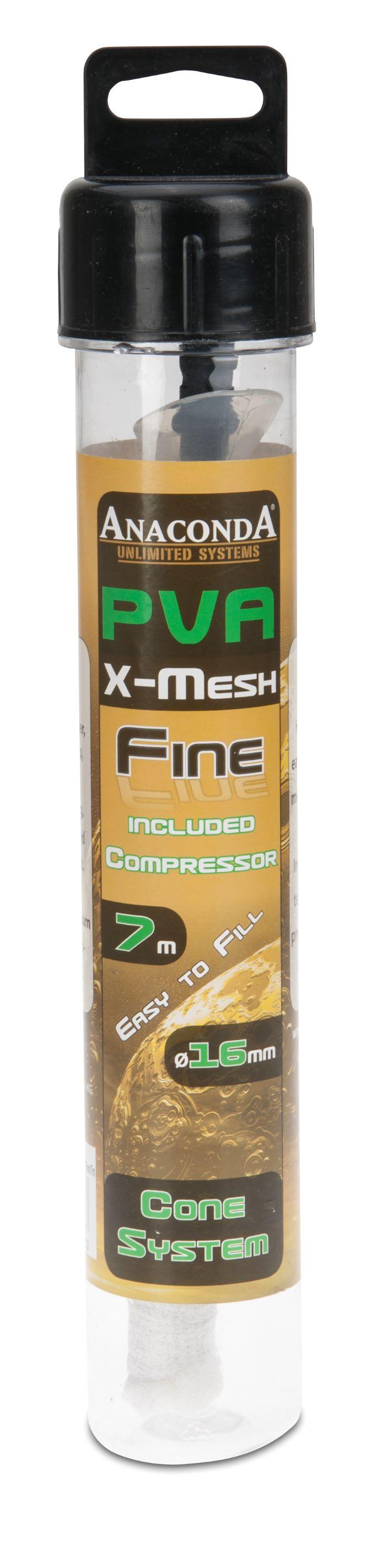 Anaconda PVA X-Mesh  průměr: 16 mm