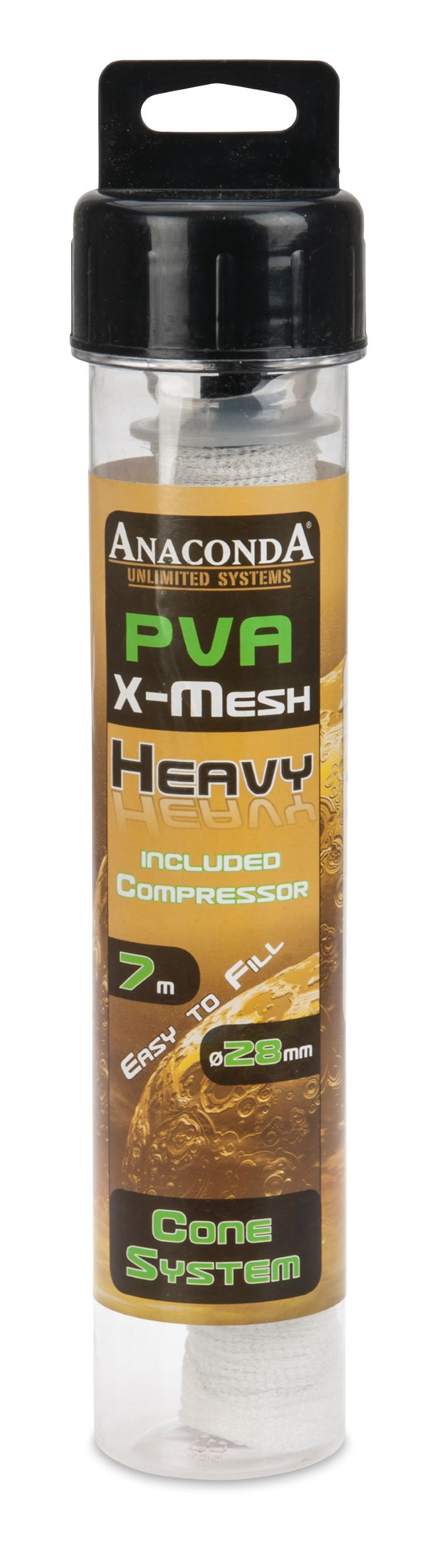 Anaconda PVA X-Mesh průměr: 28 mm