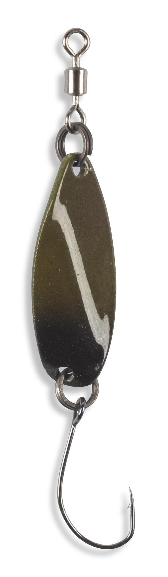 Třpytka Iron Trout Turbine Spoon Barva OBB