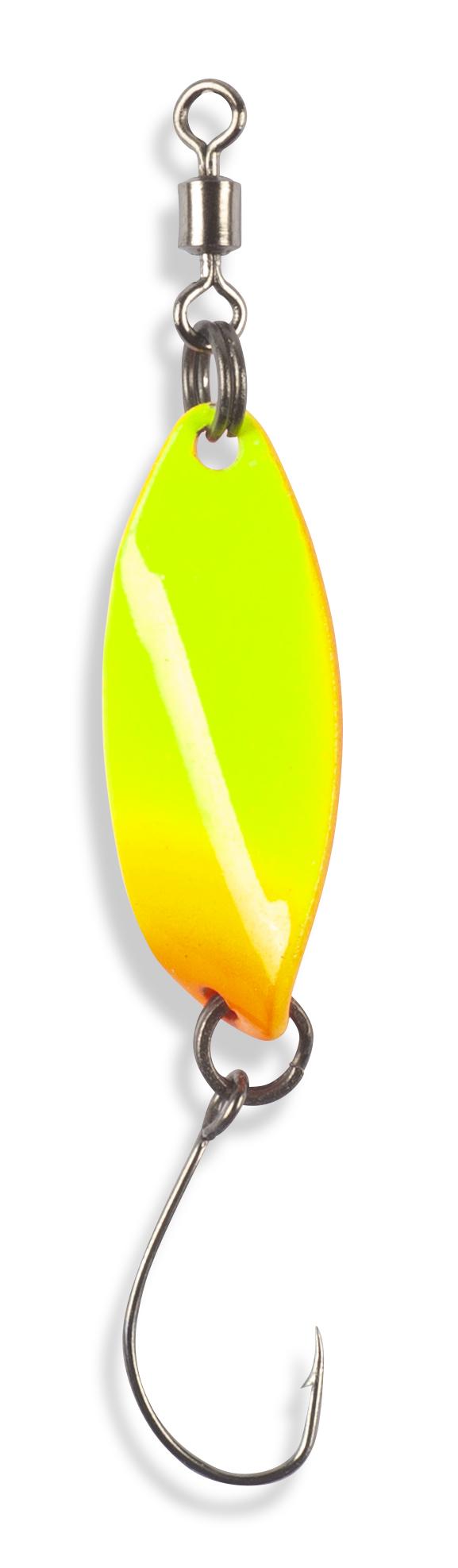 Třpytka Iron Trout Turbine Spoon Barva YOO
