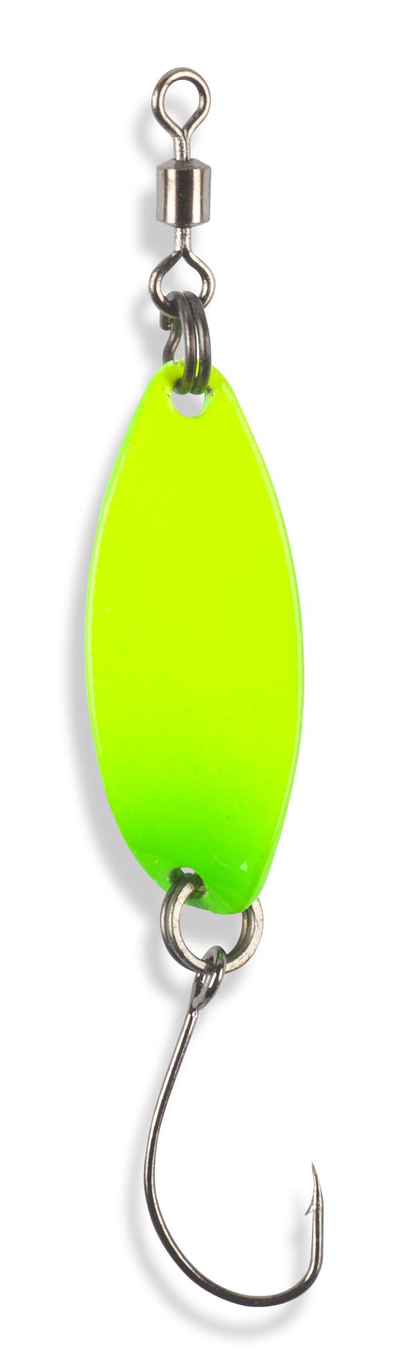 Třpytka Iron Trout Turbine Spoon Barva YGG