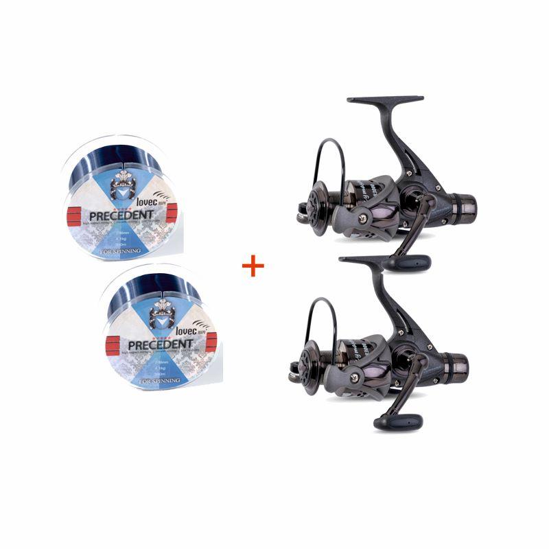 Saenger naviják se zadní brzdou Skymaster NG-3 R Series (3000) Akce 1+1 s dárky