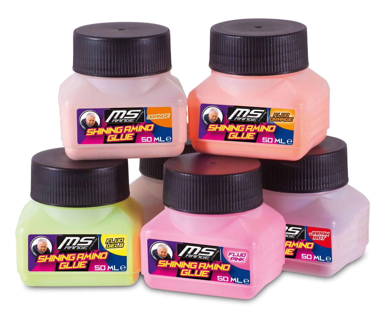 MS Range lepidlo s aminokyselinami Fluo Pink