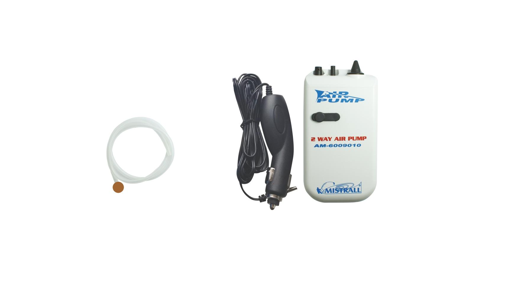 Mistrall - Mistrall vzduchovací motorek s nabíjením do auta