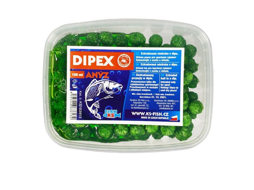 Dipex 100 ml, anýz