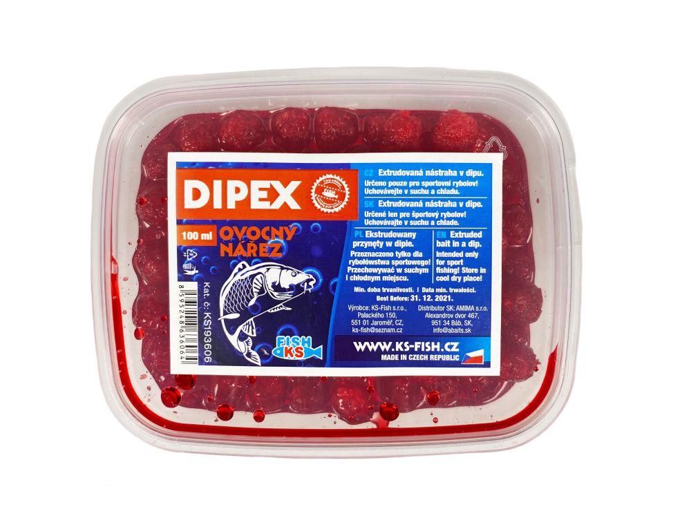 Dipex 100 ml, ovocný nářez