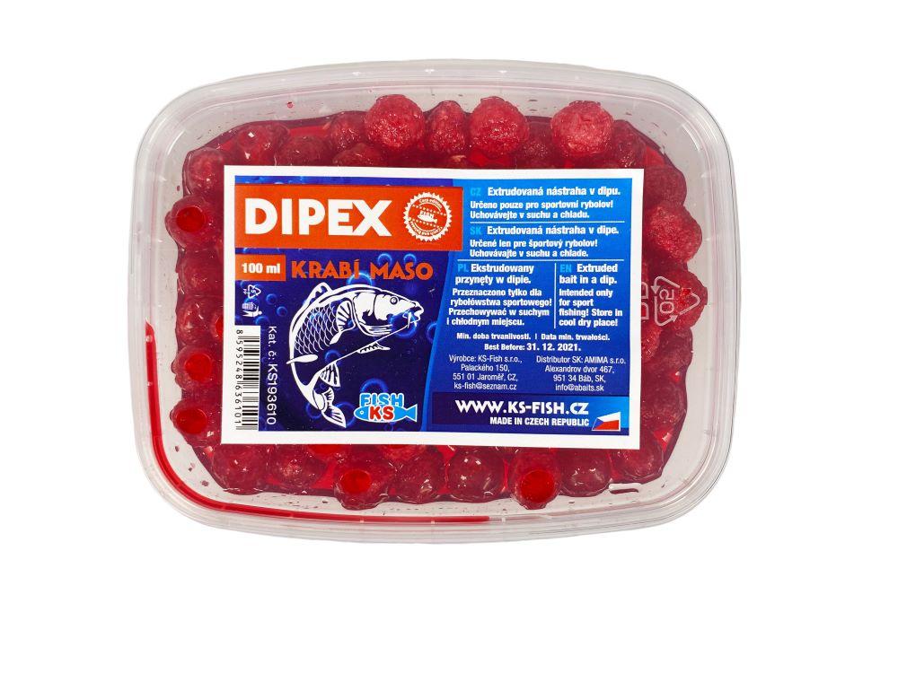 Dipex 100 ml, krabí maso