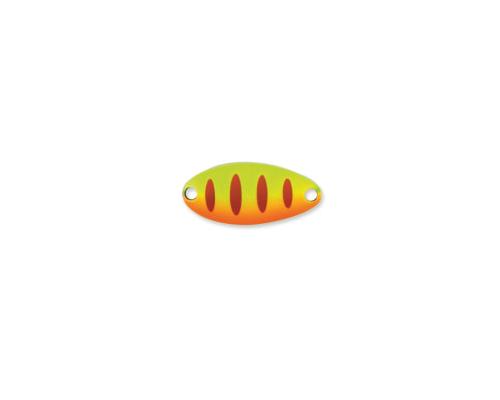 Mistrall plandavka NIKO 1,8 g, vzor: žluto oranžovo červená
