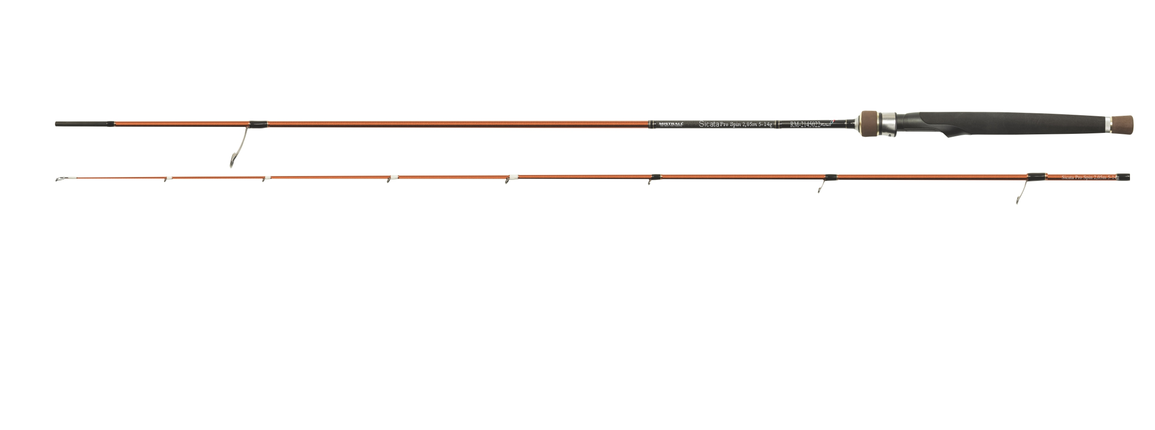 Mistrall prut Sicata Pro Spin 1,85 m, 2-10 g