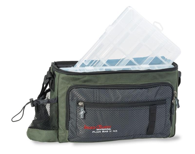 Iron Claw brašna Plain Bag II NX