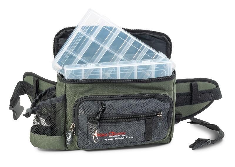 Iron Claw ledvinka Plain Belly Bag
