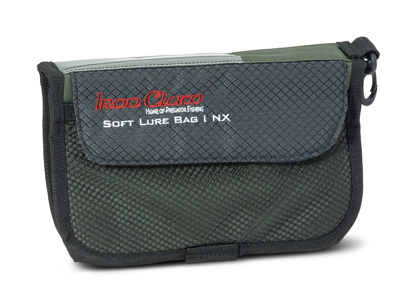 Saenger - Iron Claw pozdro na gumy Softlure Bag I NX