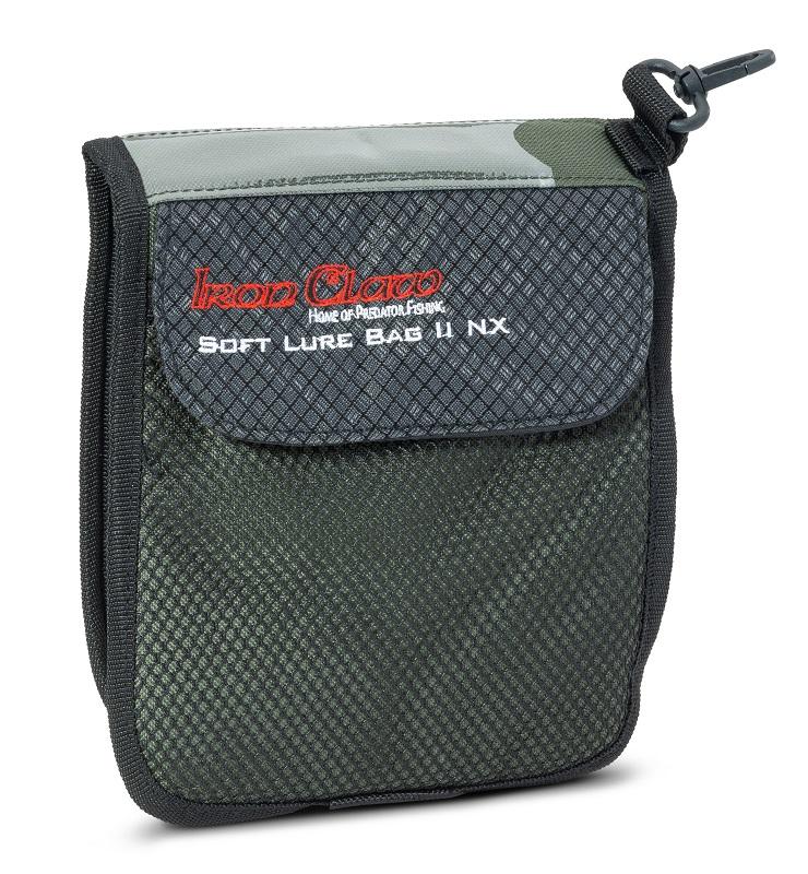 Saenger - Iron Claw pozdro na gumy Softlure Bag II NX