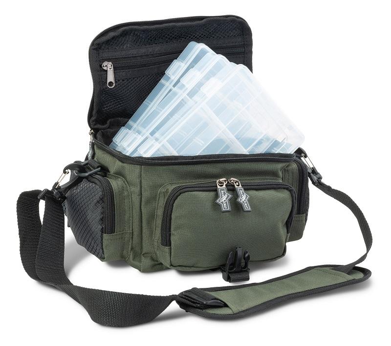 Iron Claw taška Buddy Bag NX
