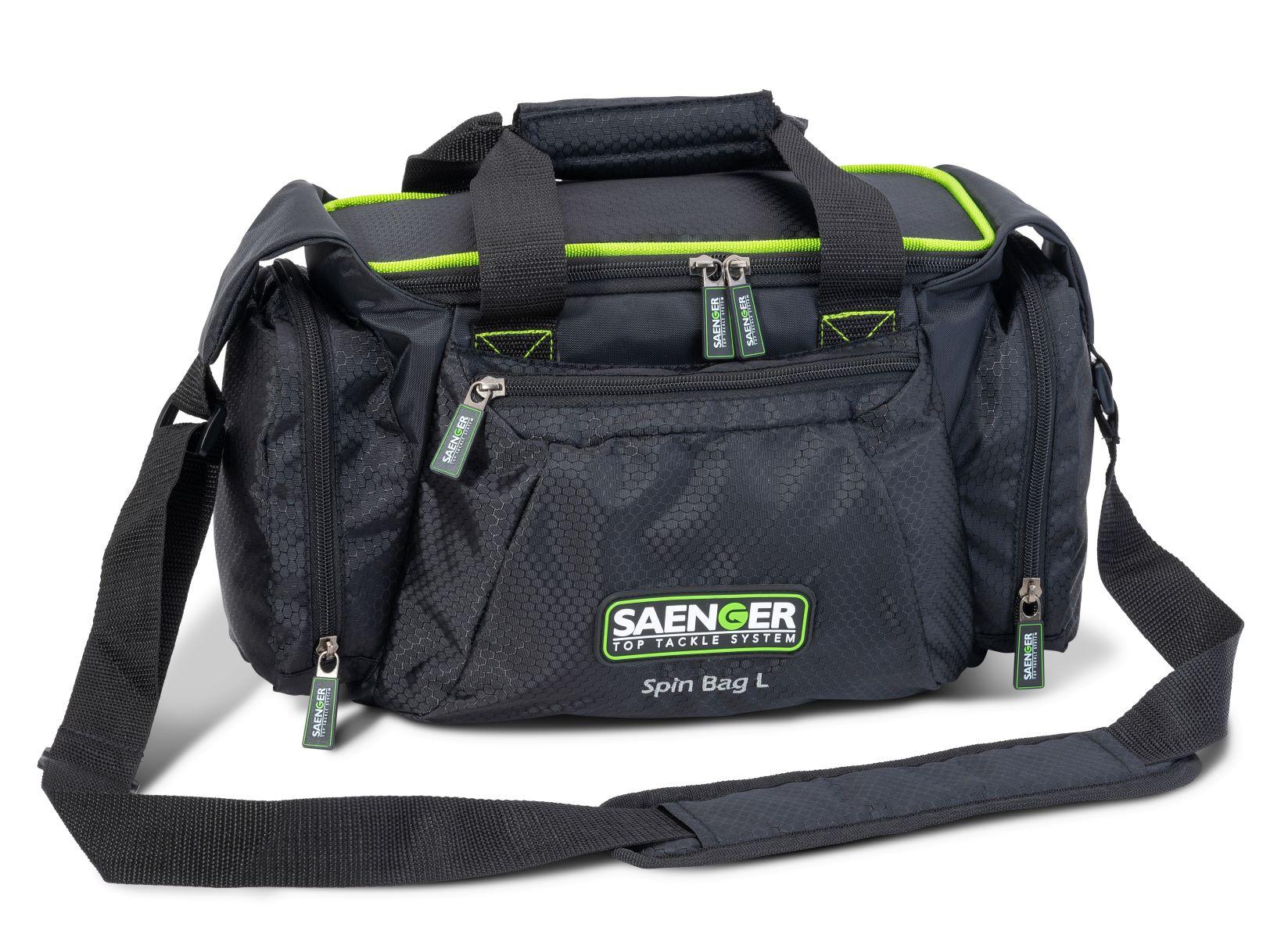 Saenger přívlačová taška Profi Spin Bag L