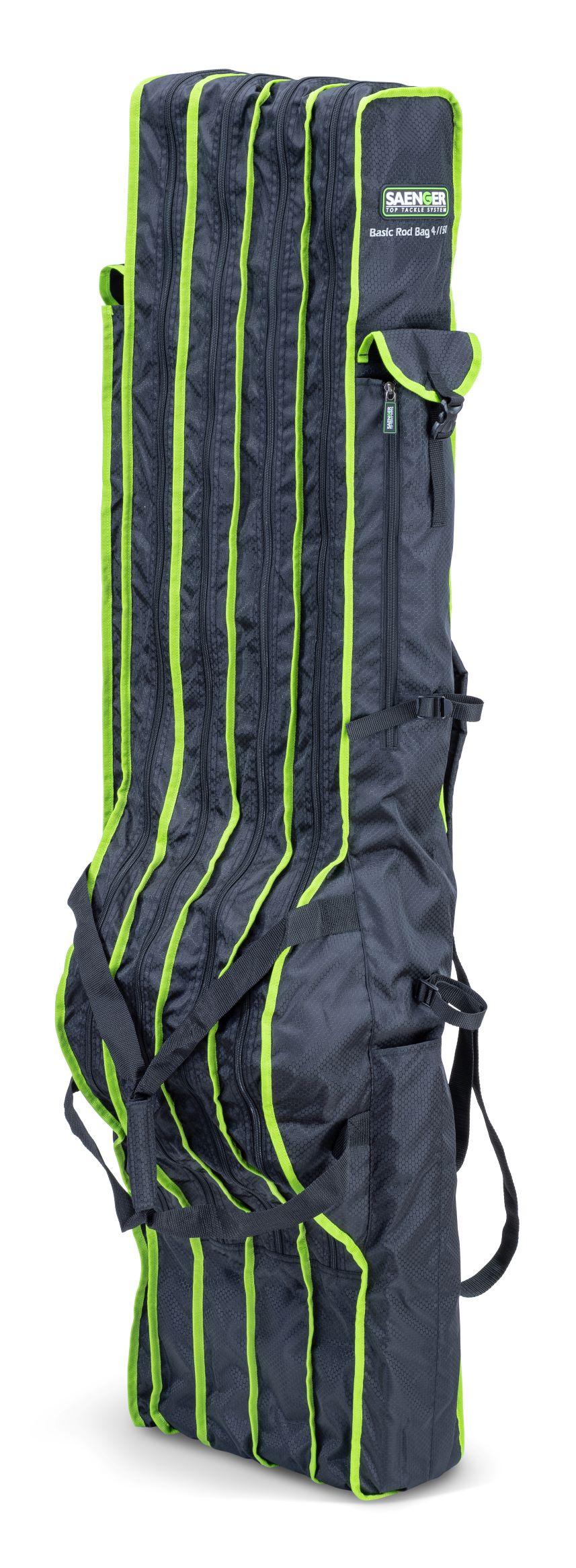 Saenger - Saenger pouzdro na pruty Basic 4 Rod Bag 150