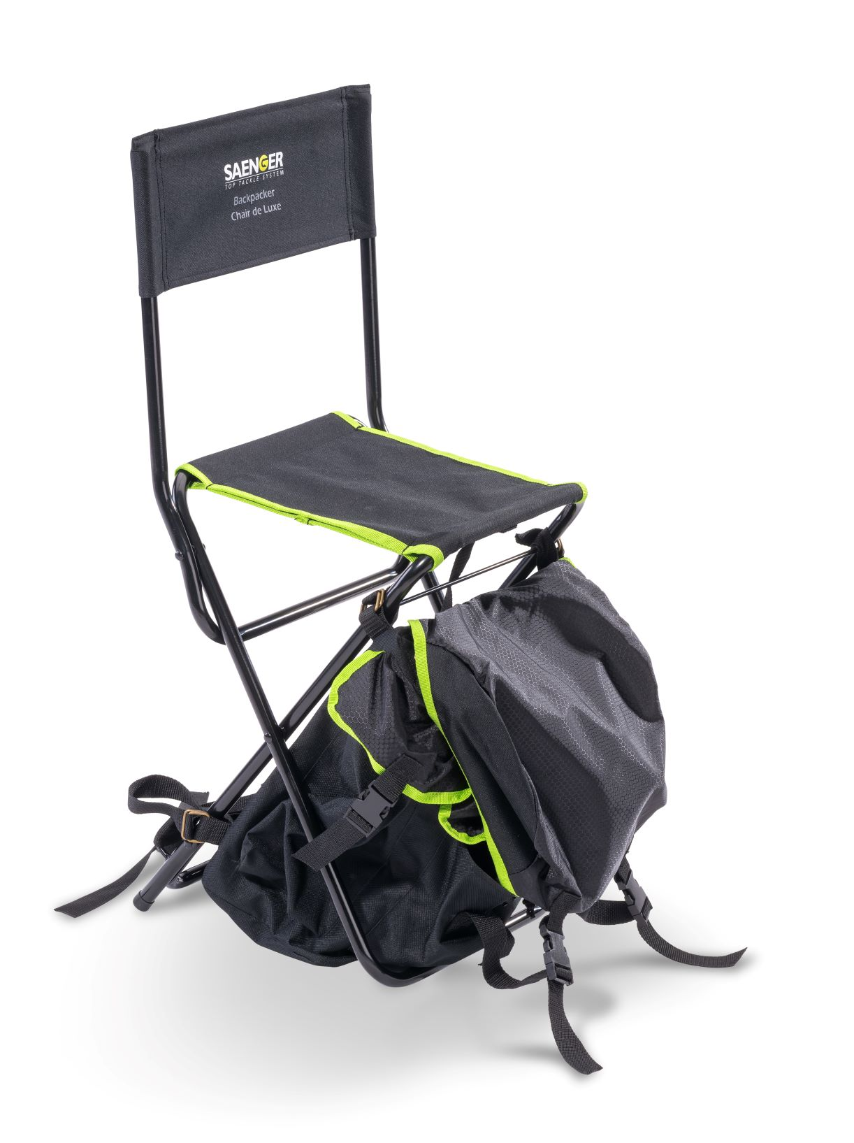 Saenger - Saenger židlička s batohem Backpacker Chair De Luxe