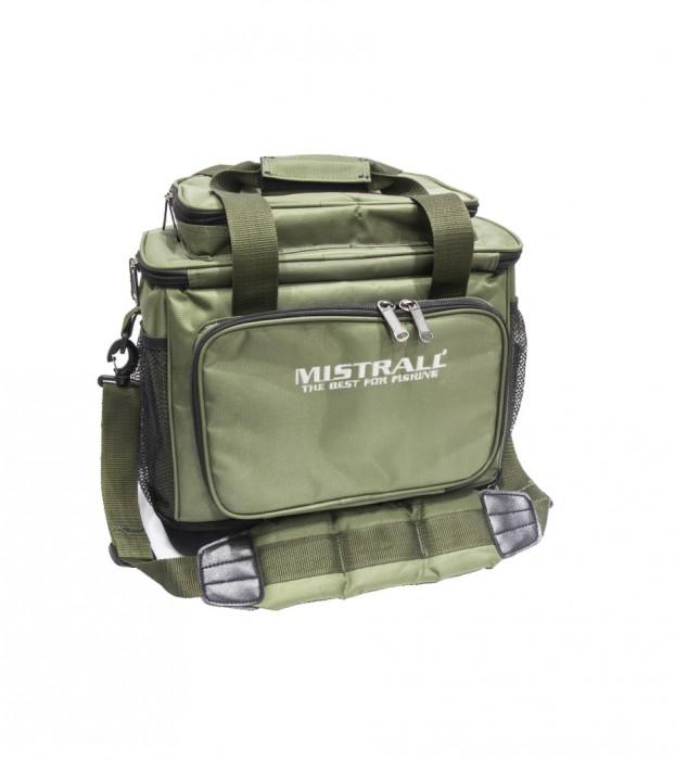 Mistrall rybářská taška s pevným dnem, 36x22x30 cm