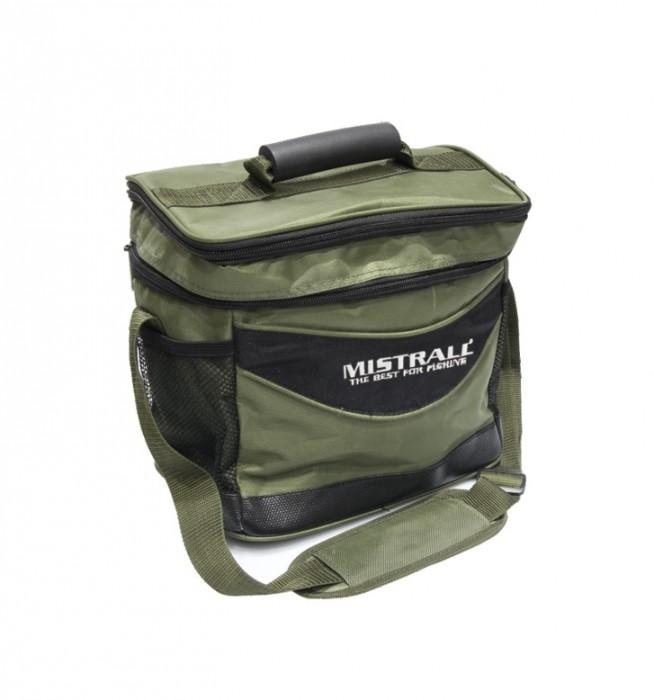 Mistrall rybářská taška s pevným dnem, 30x28x20 cm