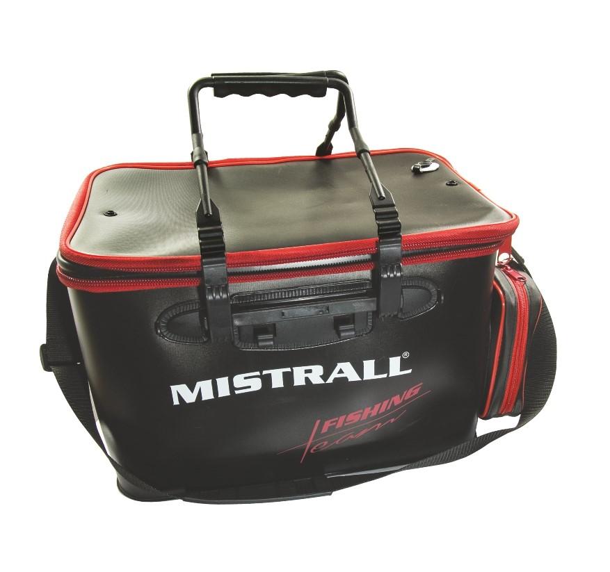 Mistrall rybářská pevná taška 40x25x25