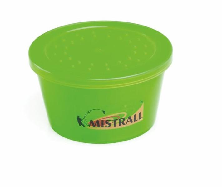 Mistrall krabička na živou nástrahu small, 70x35 mm