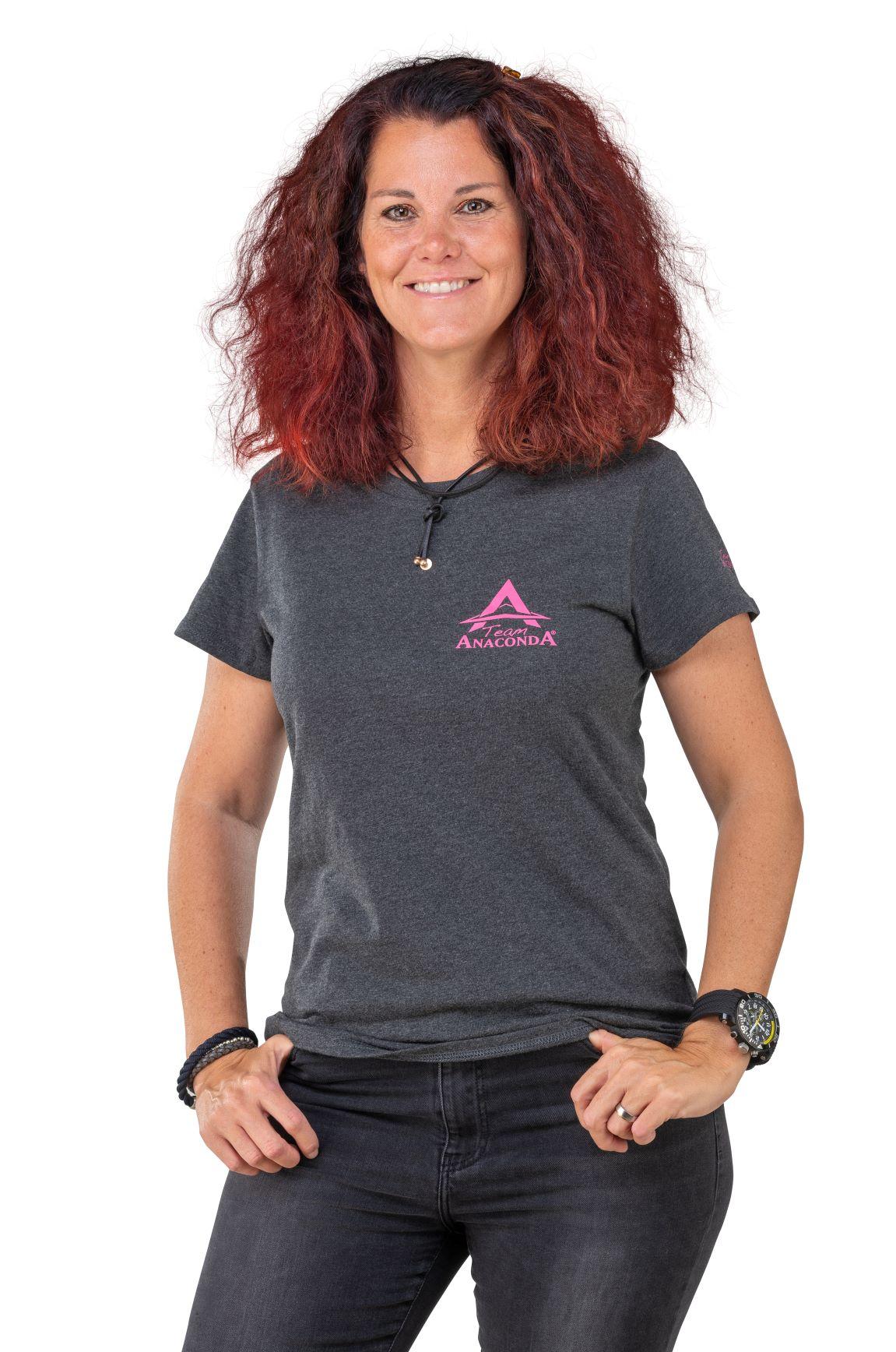 Anaconda dámské tričko Lady Team L