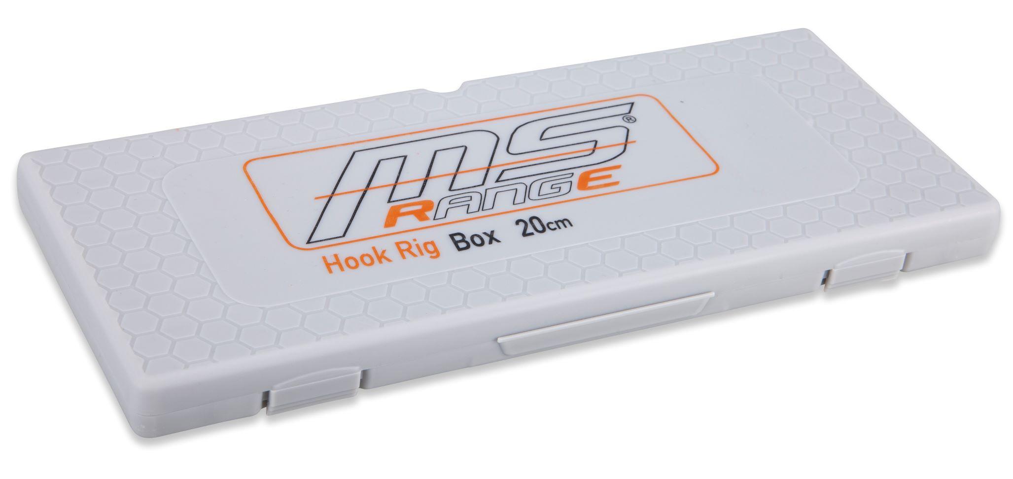 MS Range pouzdro na návazce Hook rig box, střední