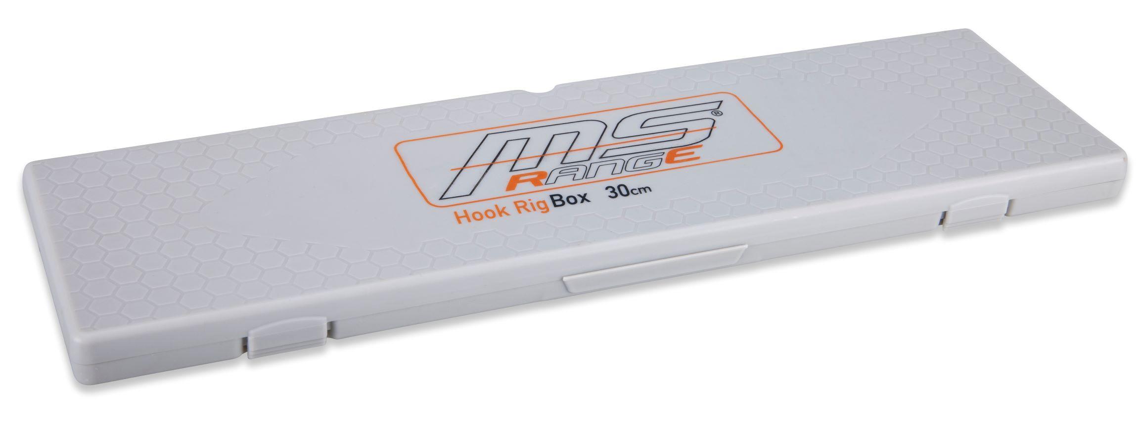 MS Range pouzdro na návazce Hook rig box, velké