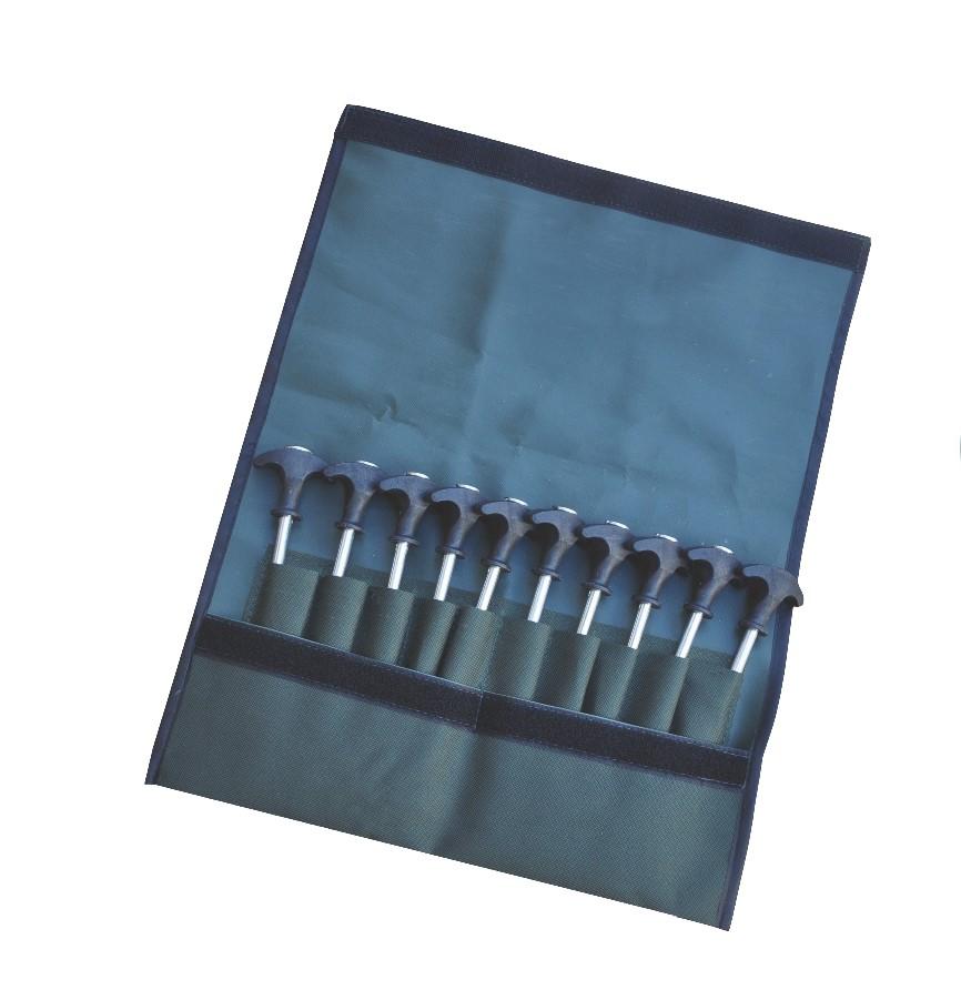 Mistrall - Mistrall náhradní sada kolíků k bivaku, 10 ks/bal