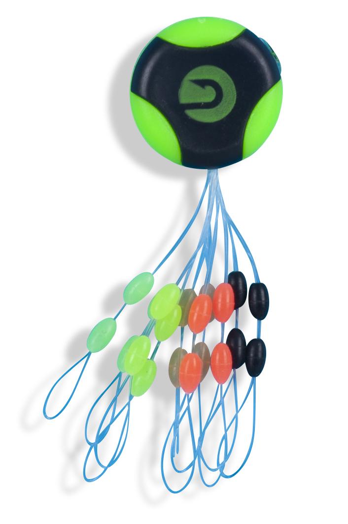 Saenger silikonové zarážky Multicolor vel. S