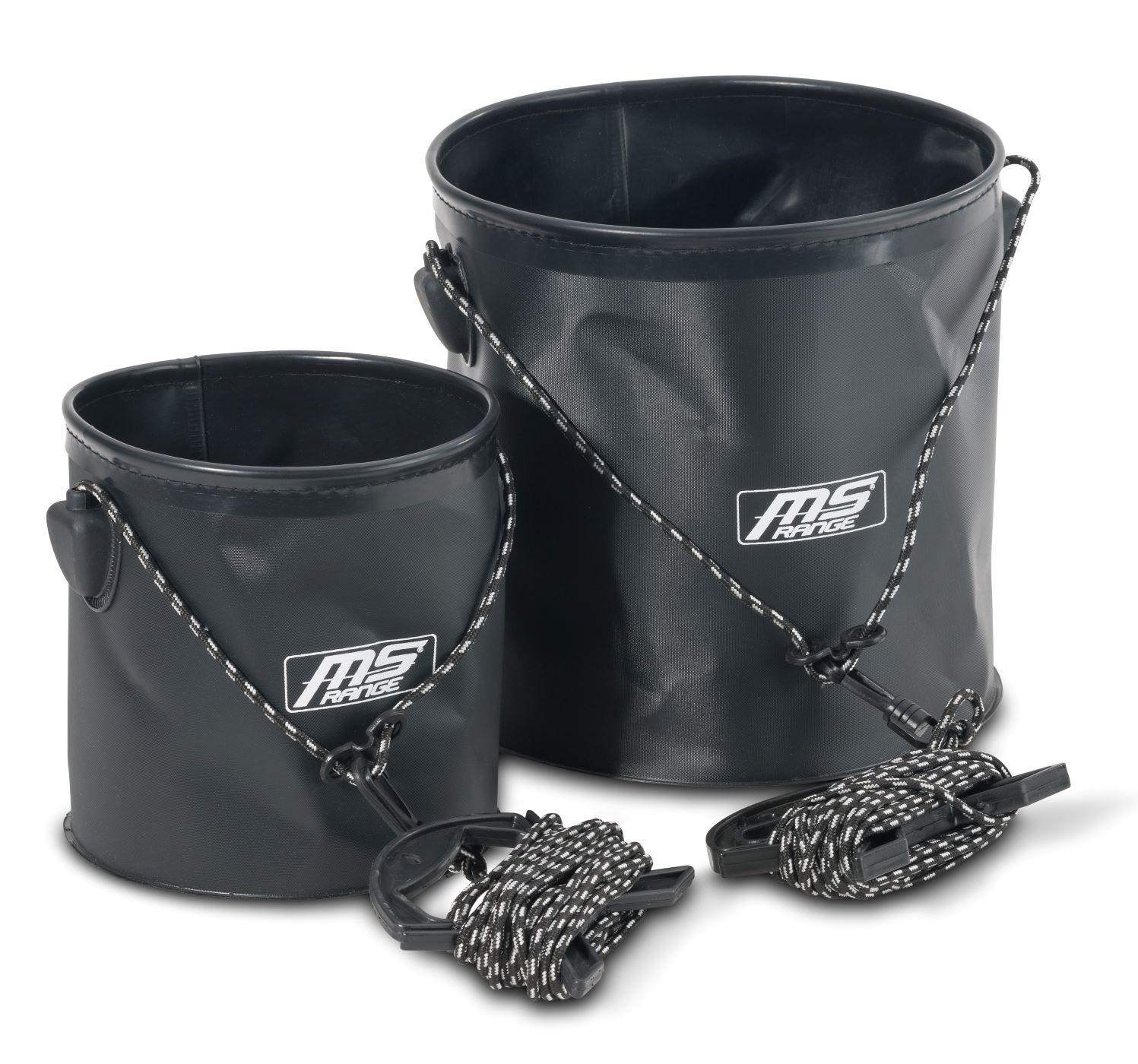 MS Range skládací kbelík na vodu velikost L