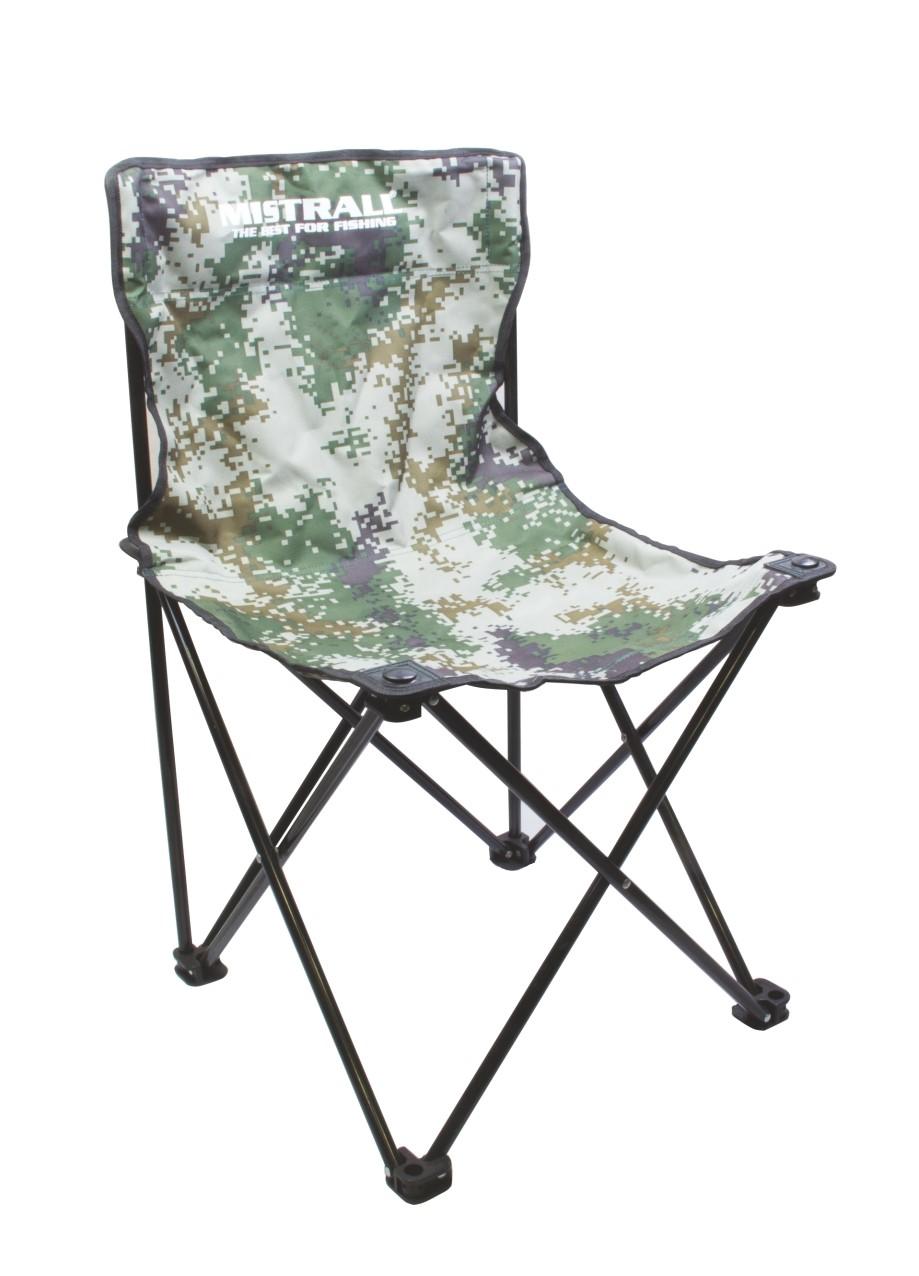 Mistral rybářská židle maskáč vel. S