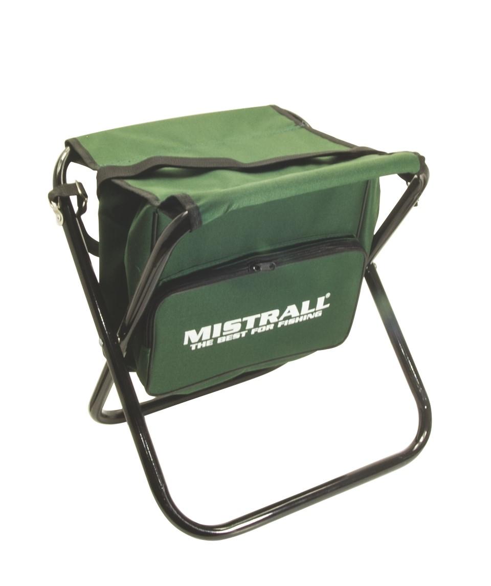 Mistrall židle bez opěradla s taškou L