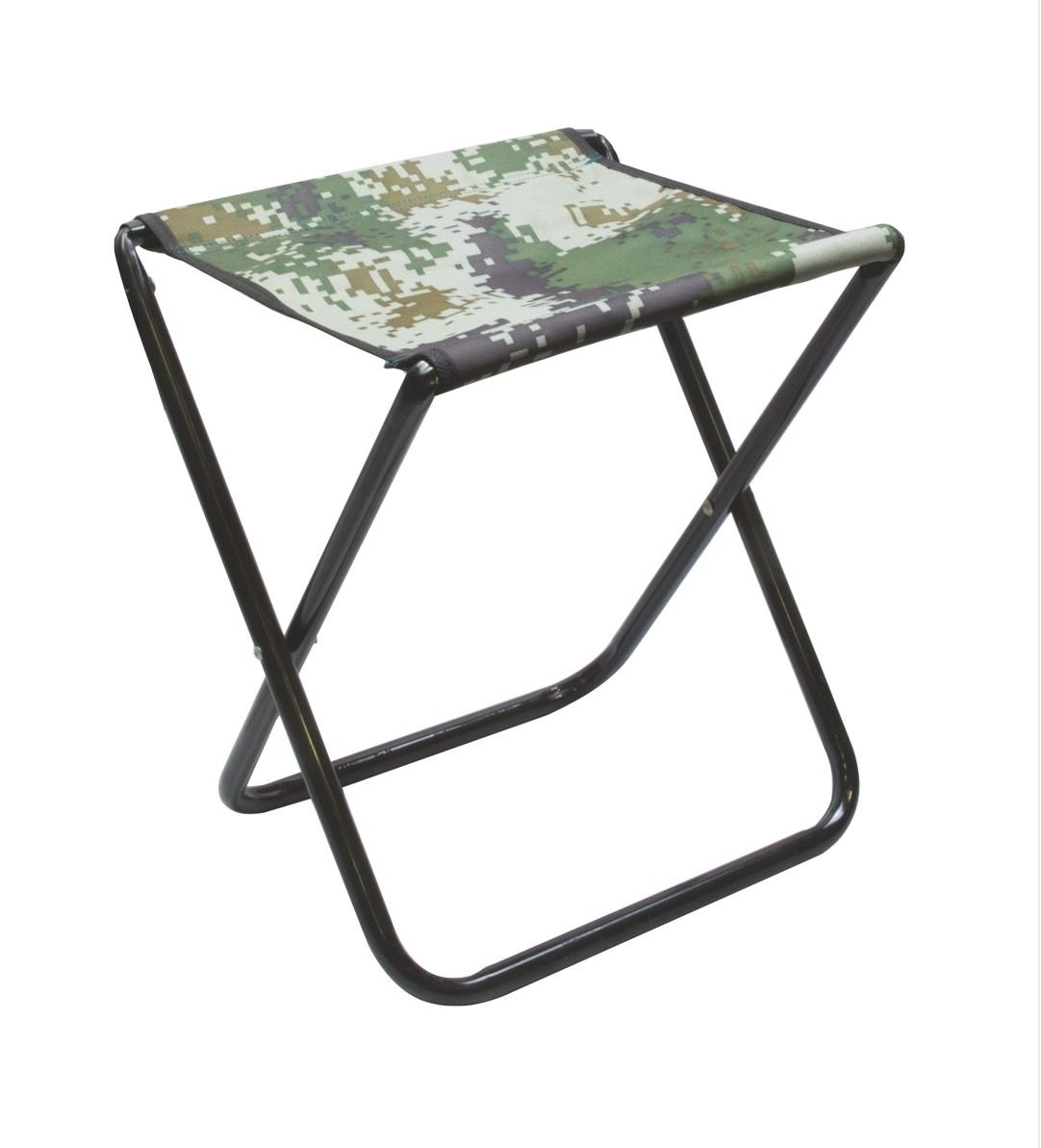 Mistrall židlička bez opěradla L, maskáč