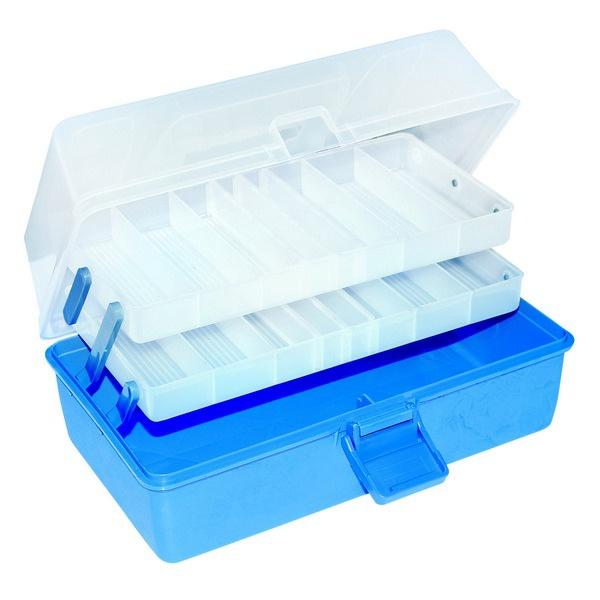 Mistrall plastový kufřík 365x205x205