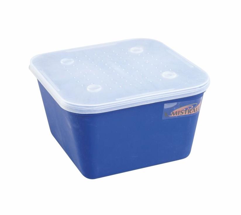 Mistrall krabička na živou nástrahu 2 litry