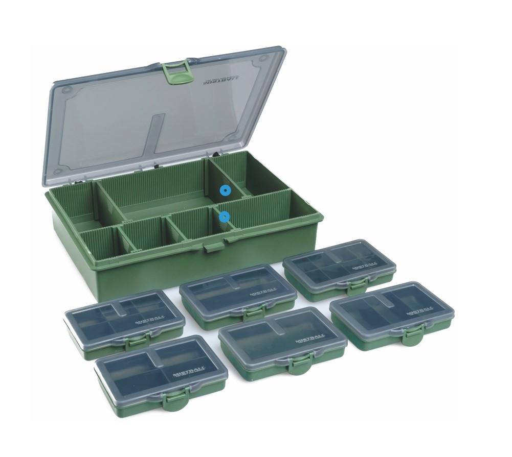 Mistrall krabičky na bižuterii 270x200x55 mm