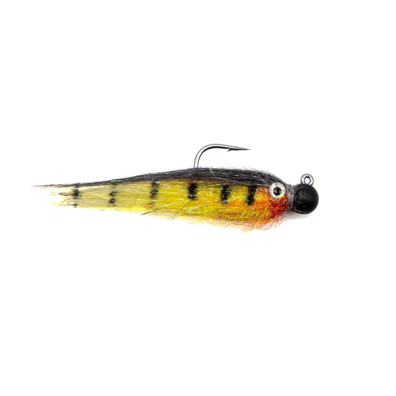 DK FISHING Flash jig, tungsten 1,62g, vzor YRP8