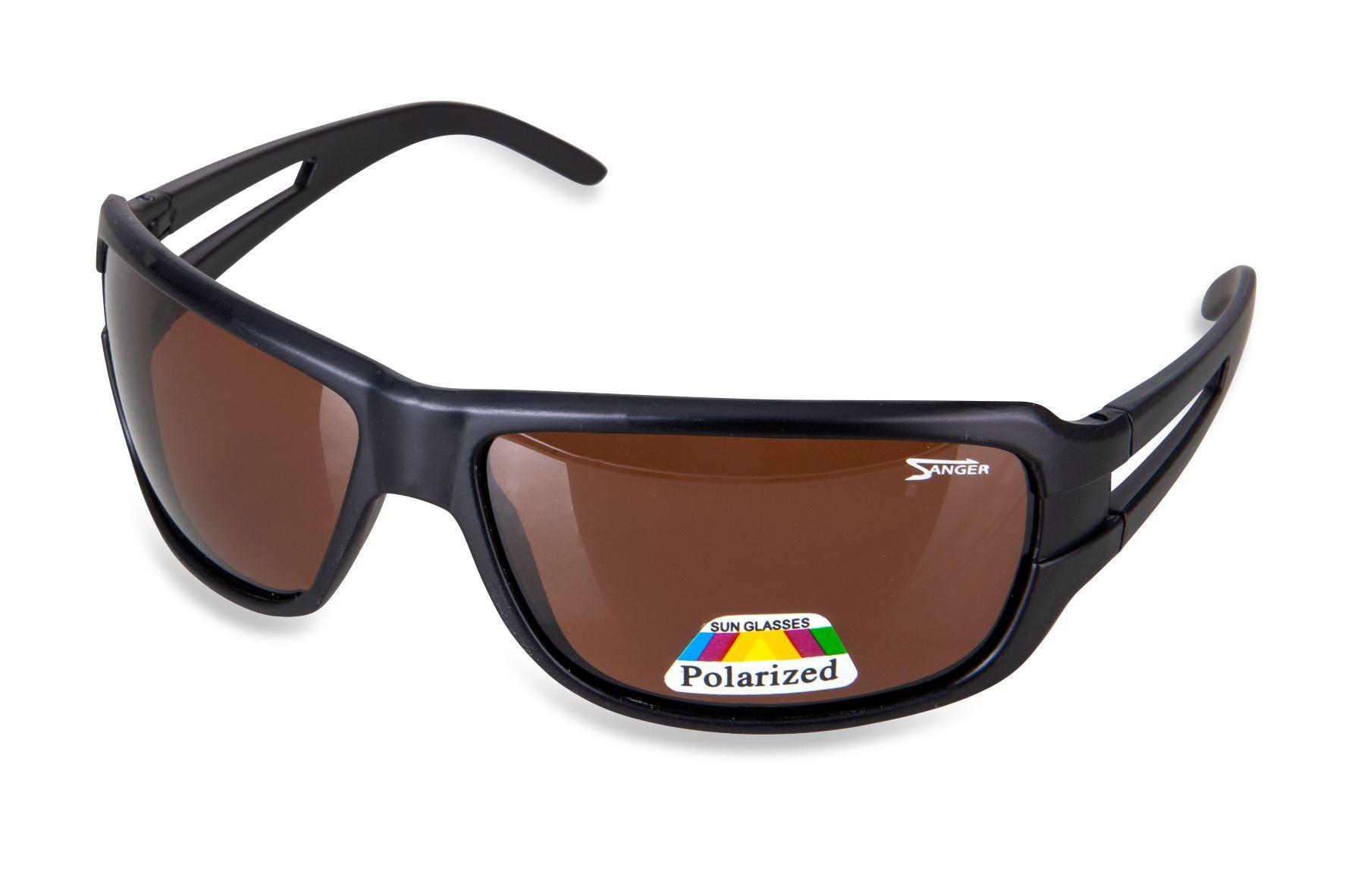 Brýle proti slunci Pol-Glasses 2 varianta: jantar