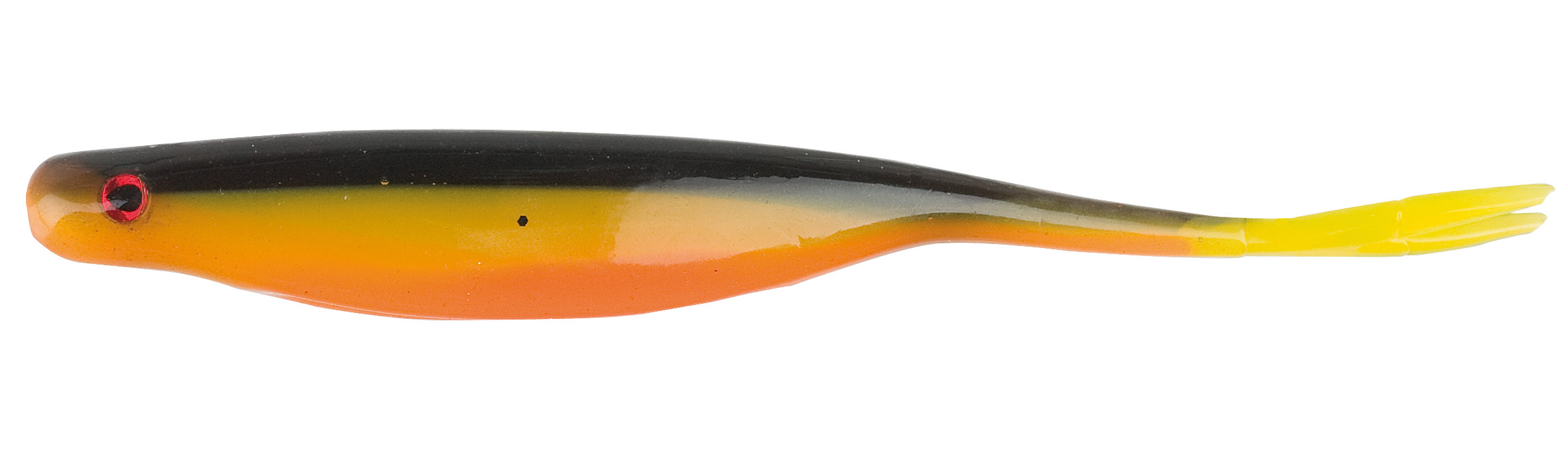 Iron Claw gumová nástraha Premium Split Tail 10 cm Vzor RP, 4ks/bal